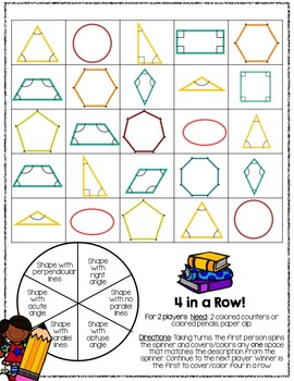 Back to School Print & Go Differentiated Math Games