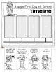 Back to School {First Week Printables} Kindergarten & First Grade