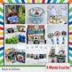 Back to School Printable Bundle, 18 coordinating printables to start school