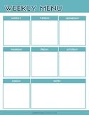 Back to School Printable Planner [FREE]