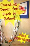 Back to School Printable Tot Pack