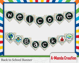 Back to School Printable Welcome Back Banner