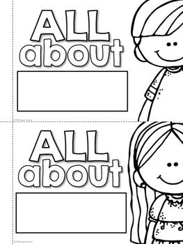 Back to School Printables & Activities