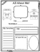 Back to School Printables for the First Week