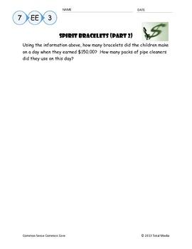 Back-to-School Problem Solving - Spirit Store
