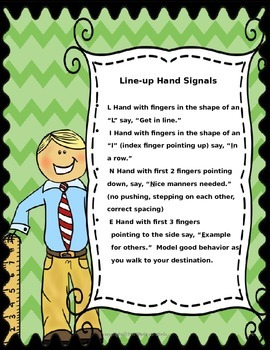 EDITABLE Back to School Procedural Anchor Chart Posters