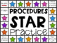 Back to School Procedures Game and Posters for 3rd - 5th Grade