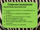 Back to School Procedures and Expectations Power Point and Lessons