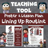 Back to School Procedures for Lining Up