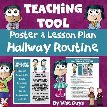 Back to School Procedures: Hallways