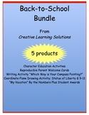 Back-to-School Product Bundle