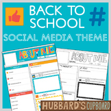 All About Me / Open House / Back to School / Facebook Profile