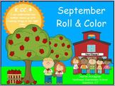 Back to School Promethean Board Roll and Color