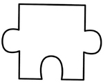Back to School Puzzle Writing Piece