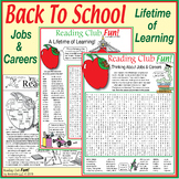 Back to School: Puzzles to Inspire Lifetime Learning, Thin
