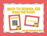 Back to School QR Code - Read the Room