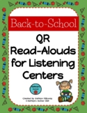 Back-to-School QR Read-Alouds (Listening Center)