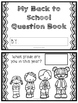 Back to School Question Book