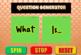 Question Generator - Interactive!