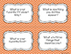Back to School - Quiz, Quiz, Trade - Task Card Ice Breaker Activity