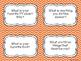 Back to School - Quiz, Quiz, Trade - Task Card Ice Breaker