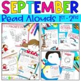 September 1-2 Back to School Bundle: Interactive Read-Alou