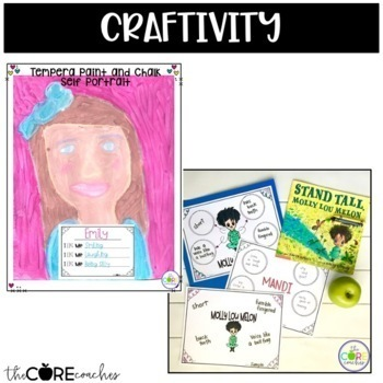 Stand Tall Molly Lou Melon Read-Aloud Activities
