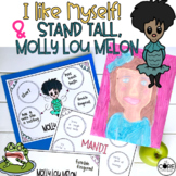 Stand Tall Molly Lou Melon Read-Aloud | Distance Learning | for Google Slides