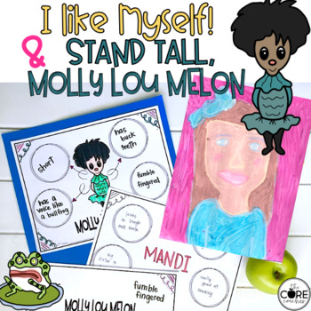 Stand Tall Molly Lou Melon Digital Read-Aloud | for Distance Learning
