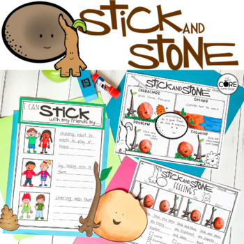 Stick and Stone: Interactive Read-Aloud Lesson Plans and Activities