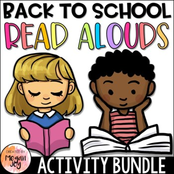10 Back to School Read Alouds / Mentor Texts