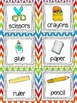 Back to School Read, Write, and Count the Room {Literacy and Math Center} {CCSS}