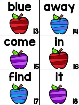 Back to School Read and Write the Room {Kindergarten}
