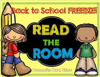 Back to School Read the Room