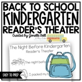 Kindergarten Reader's Theater