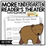 More Kindergarten Reader's Theater