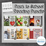 Back to School Reading Bundle - Thematic Units for SIX Picture Books!