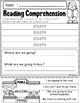 Back to School Reading Comprehension – Puzzles