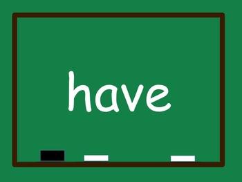 Back to School Reading Fluency PowerPoint K-2