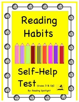 Reading Habits Self-Help Test (Grades 3 & Up)