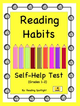 Self-Help Test: Reading Habits ( Gr. 1 - 2 )