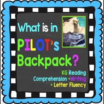FREEBIE! - Back to School No Prep Reading -  Literacy Packet