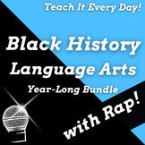 Back to School Reading Passage Activities Black History YE