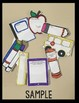 Back to School Reading Wreath Craftivity {Use any fiction or non-fiction text}