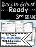 Back to School Ready - 3rd Grade