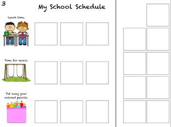 Back to School: Receptive and Expressive Language Activities