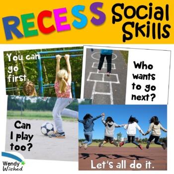 Back to School Recess Social Skills