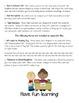 Back to School Resources for Preschool and Kindergarten