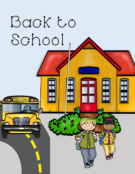 BACK TO SCHOOL Rhyme Bundle