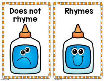 Back to School Rhymes